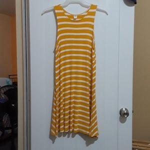 N W/O T Old Navy Swing dress